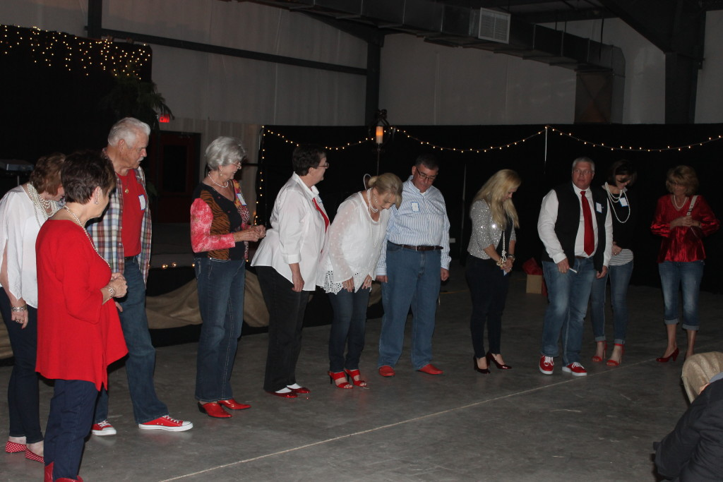 Red Shoe Contest